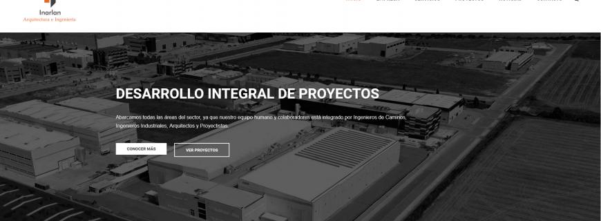 Redline Asesores desarrolla la nueva página web de INARLAN