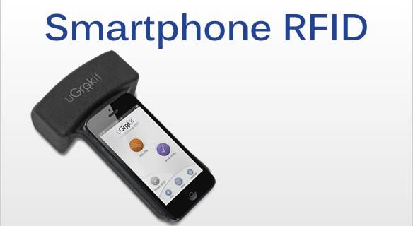 Redline Asesores, nuevo Distribuidor para España del lector de RFID acopalable a moviles UGROKIT